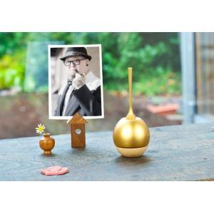 仏具 仏壇 おりん 鈴 仏具用品 チェリン ウッド (CherinWood) シルバー / ゴールド|soujuen
