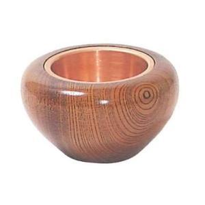 鉄鉢型香炉(欅)4寸 soujuen