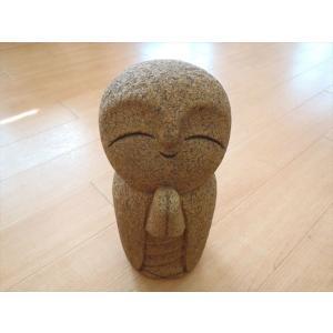 お墓 置物 御影石 いしんこ地蔵(ありがとう)|soujuen