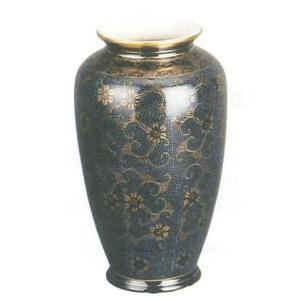 颯 はやて 九谷焼 花瓶 送料無料