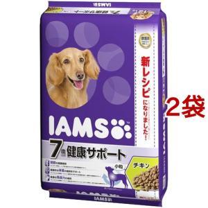 アイムス 7歳以上用 健康サポート チキン 小粒 ( 12kg*2コセット )/ アイムス ( ドッグフード ドライ アイムス 犬 )
