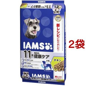 アイムス 11歳以上用 毎日の健康ケア チキン 小粒 ( 5kg*2コセット )/ アイムス ( アイムス 犬 )