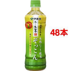 お〜いお茶 ぞっこん ( 500mL*48本 )/ お〜いお茶 ( ペットボトル )