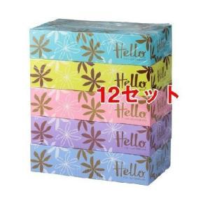 ハロー コンパクトボックス ( 300枚(150組)*5コ入*12コセット )/ ハロー