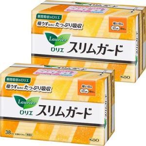 ロリエ スリムガード 軽い日用 ( 38コ入*2コセット )/ ロリエ