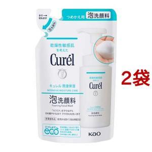 キュレル 泡洗顔料 つめかえ用 ( 130mL*2コセット )/ キュレル soukai