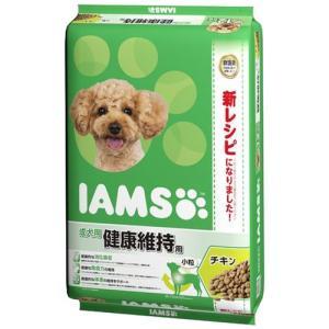 アイムス 成犬用 健康維持用 チキン 小粒 ( 12kg )/ アイムス ( 【iamsd81609】 )