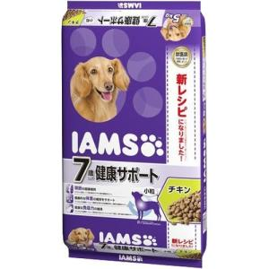 アイムス 7歳以上用 健康サポート チキン 小粒 ( 5kg )/ アイムス ( 【iamsd41609】 )