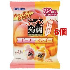 ぷるんと蒟蒻ゼリー パウチ ピーチ+マンゴー ...の関連商品2