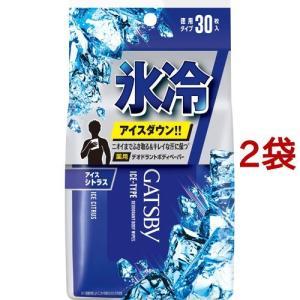ギャツビー アイスデオドラント ボディペーパー...の関連商品6