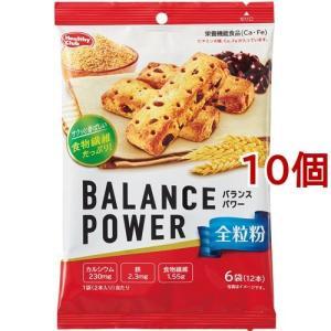 バランスパワー 全粒粉 ( 2本*6袋入*1...の関連商品10