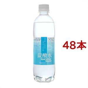 大分久住山系 炭酸水 天然水100% ( 500mL*48本...