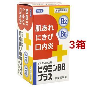 (第3類医薬品)ビタミンBBプラス「クニヒロ」 ( 250錠*3コセット )/ クニヒロ|soukai