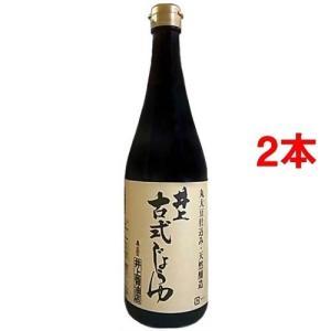 井上 古式じょうゆ ( 720mL*2コセット )/ 井上醤油