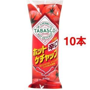 タバスコ ホットケチャップ ( 225g*10コ )/ タバスコ|soukai