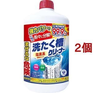 ランドリークラブ 液体洗たく槽クリーナー ( 550g*2コセット )/ ランドリークラブ
