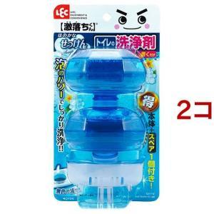 激落ちくん タンクにポン トイレの洗浄剤 ソープ ( 1セット*2コセット )/ 激落ち(レック)