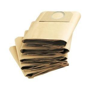 ケルヒャー WD3.310M用 紙パック 6959130 ( 5枚入 )/ ケルヒャー(KARCHER)|soukai