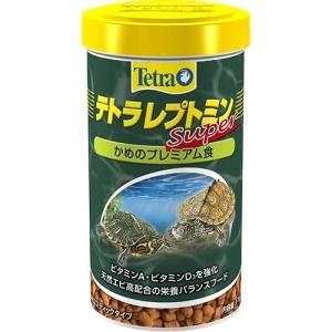 テトラ レプトミン スーパー ( 170g )/ Tetra(テトラ) ( 爬虫類 両生類 )