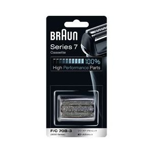 ブラウン シェーバー シリーズ7 網刃・内刃 F/C70B-3 ( 1コ入 )/ ブラウン(Braun) ( 電気シェーバー 替刃 替え刃 )