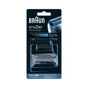ブラウン クルーザー用 網刃・内刃コンビパック F/C20S ( 1コ入 )/ ブラウン(Braun) ( 電気シェーバー 替刃 替え刃 )|soukai