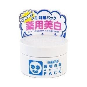【在庫限り】透明白肌 薬用ホワイトパックN トライアル ( 30g )/ 透明白肌(ホワイト)