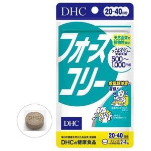 DHC フォースコリー 20日分 ( 80粒 )/ DHC サプリメント|soukai