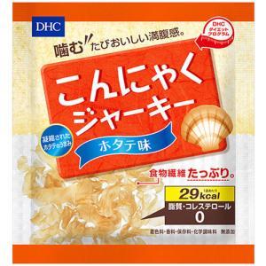 (訳あり)DHC こんにゃくジャーキー ホタテ味 ( 12g )/ DHC サプリメント|soukai