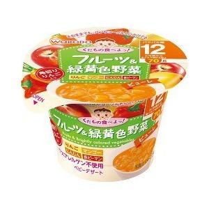 くだもの食べよっ! フルーツ&緑黄色野菜 ( 70g )/ くだもの食べよっ!