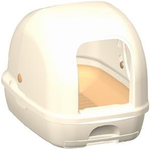 1週間 消臭・抗菌 デオトイレ フード付き本体セット ( 1セット )/ デオトイレ ( デオトイレ 本体 猫 システムトイレ ペット用品 )