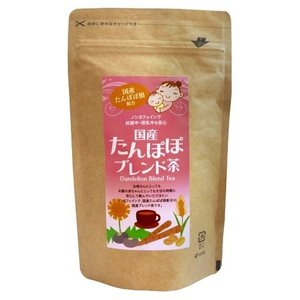 小川生薬 国産たんぽぽブレンド茶 ( 5g*20袋入 )