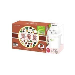 ドクターシーラボ 美禅食 カカオ味 シェイカー付きセット ( 1セット )/ ドクターシーラボ(Dr.Ci:Labo)|soukai