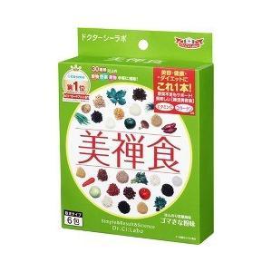 ドクターシーラボ 美禅食 ( 15.4g*6包 )/ ドクターシーラボ(Dr.Ci:Labo) ( ドクターシーラボ 美禅食 )