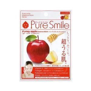 ピュアスマイル エッセンスマスク 028 ハニーアップル ( 1枚入 )/ ピュアスマイル(Pure Smile)