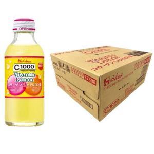 C1000 ビタミンレモン コラーゲン&ヒアルロン酸 ( 140mL*30本入 )/ C1000|soukai