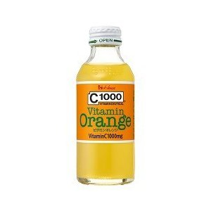 C1000 ビタミンオレンジ ( 140mL*30本入 )/ C1000|soukai