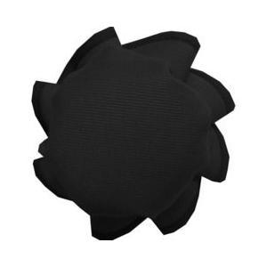 ドアノブカバー 黒 ( 1コ入 )