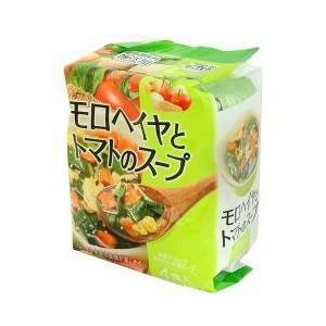 スープ生活 モロヘイヤとトマトのスープ ( 6.5g*4食入...