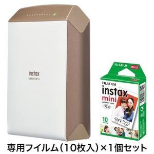 富士フイルム instaxSHARE SP-2 ゴールド ( 1台 )|soukai