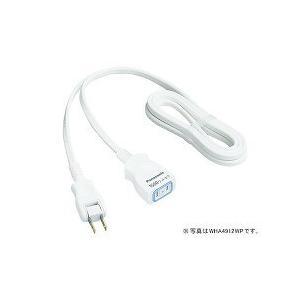 延長コードX 1m ホワイト WHA4911WP ( 1コ入 )