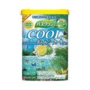 バスクリン クール 光きらめくシークワーサーの香り ( 600g )/ バスクリン