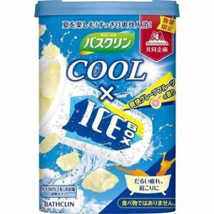 (企画品)バスクリン クール ICEBOX 爽快グレープフルーツの香り ( 600g )/ バスクリン|soukai