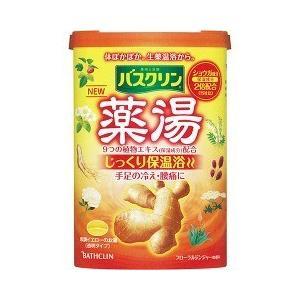 バスクリン 薬湯 じっくり保温浴 ( 600g )/ バスクリン ( 入浴剤 )