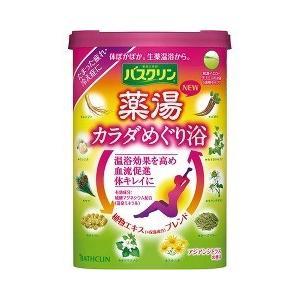 バスクリン 薬湯 カラダめぐり浴 ( 600g )/ バスクリン ( 入浴剤 )