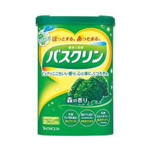 バスクリン 森の香り ( 600g )/ バスクリン ( 入浴剤 )