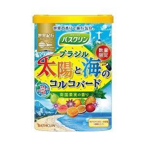 【在庫限り】バスクリン 太陽と海のコルコバード ( 600g )/ バスクリン