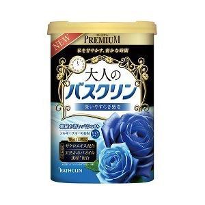 大人のバスクリン 神秘の青いバラの香り ( 600g )/ バスクリン