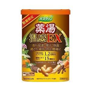 【在庫限り】薬湯バスクリン 温感EX ( 600g )/ バスクリン