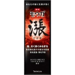 【企画品】薬用 モウガ 漲+温感クレンジングシャンプー1本お...