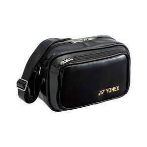 ヨネックス エナメルバッグS ブラック*ゴールド BAG17EB ( 1コ入 )/ ヨネックス|soukai